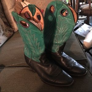 Other - Boots, cowboy